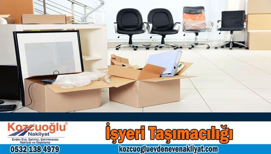 İşyeri Taşımacılığı İstanbul işyeri taşıma firması