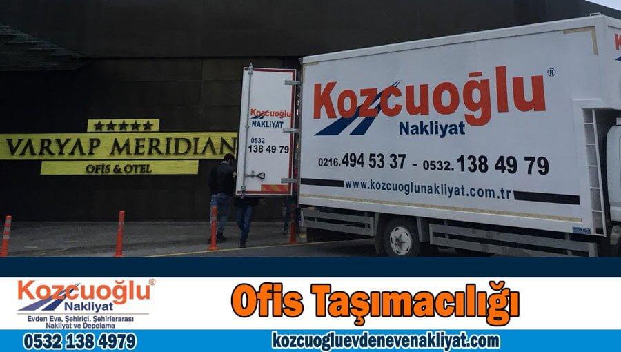 Ofis Taşımacılığı İstanbul ofis taşıma nakliye firması Kozcuoğlu Holding