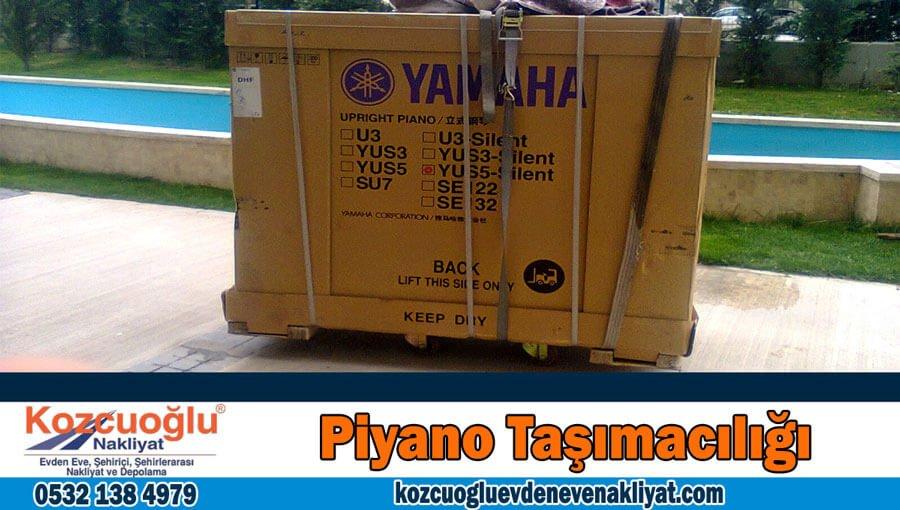 Piyano Taşımacılığı İstanbul piyano taşıma nakliyat firması