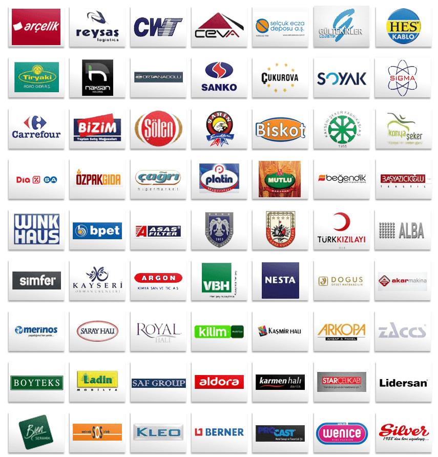 Referanslarımız İstanbul Referanslı Nakliyat Şirketi