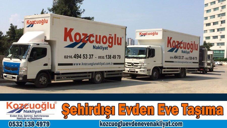 Şehir dışı evden eve taşıma İstanbul Şehir dışı nakliyat şehirlerarası nakliyat