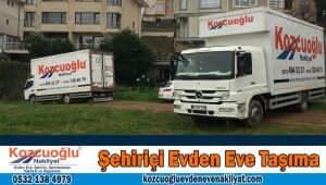 Şehiriçi evden eve taşımacılık İstanbul Şehir İçi Taşıma Şirketi
