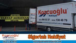 Sigortalı evden eve taşımacılık İstanbul Sigortalı Nakliyat taşıma şirketi