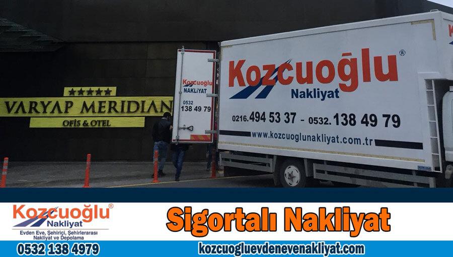 Nakliyat Sigortalarının Yaptırılması Bir Zorunluluk Mudur ? Sigortalı evden eve taşımacılık İstanbul Sigortalı Nakliyat taşıma şirketi
