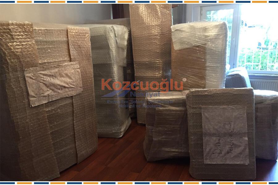 İstanbul evden eve nakliyat ambalajlama eşya paketleme ev taşıma şirketi