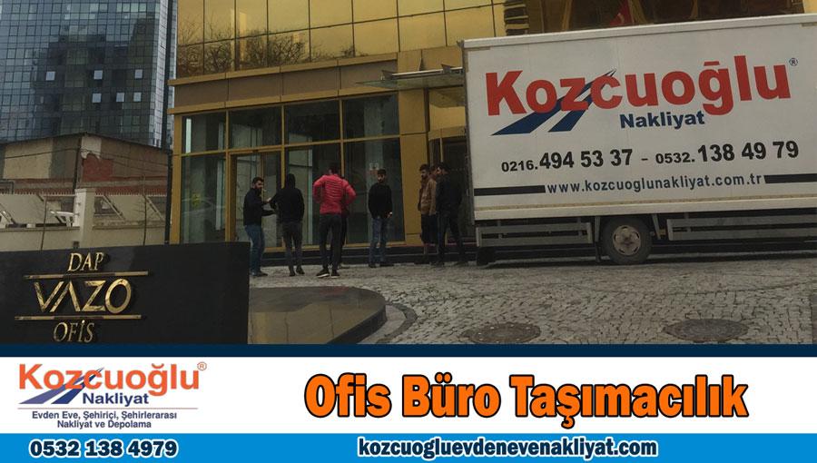 Ofis Büro Taşımacılık İstanbul Büro Taşıma Şirketi