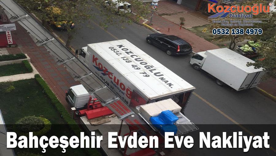 Bahçeşehir evden eve nakliyat İstanbul bahçeşehir nakliyat taşıma nakliye depolama firması