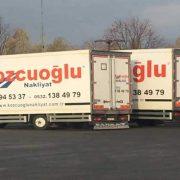 kozcuoğlu istanbul evden eve nakliyat aracı nakliye kamyonu