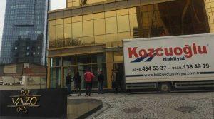 kozcuoğlu istanbul evden eve nakliye aracı nakliyat kamyonu