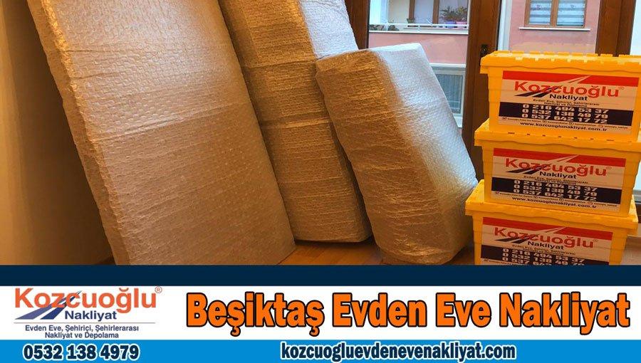 Beşiktaş evden eve nakliyat İstanbul beşiktaş nakliyat taşımacılık nakliye şirketi