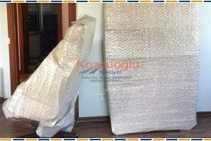 İstanbul mobilya paketleme şirketi Kozcuoğlu Nakliyat