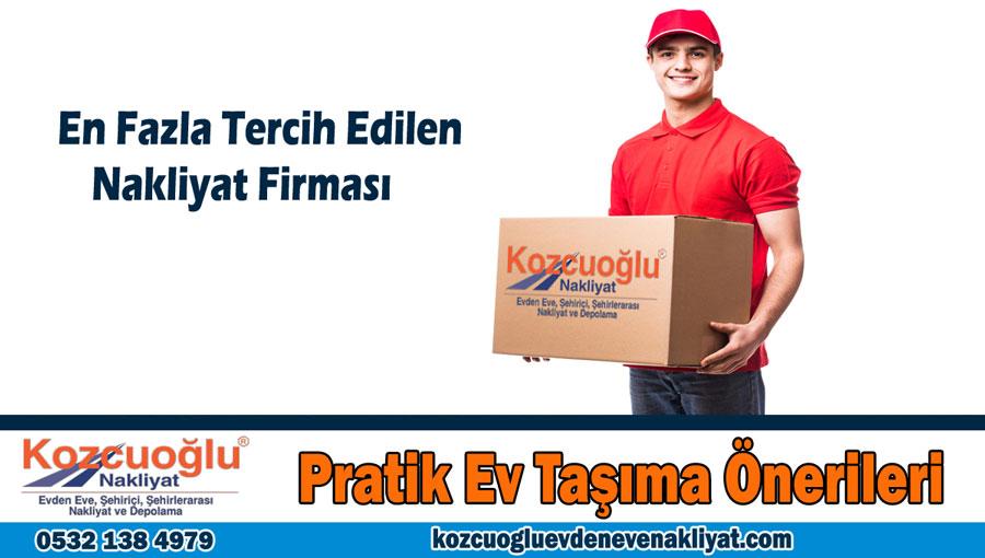 Pratik ev taşıma önerileri ve çözümleri İstanbul Ev Taşıma Tavsiyeleri