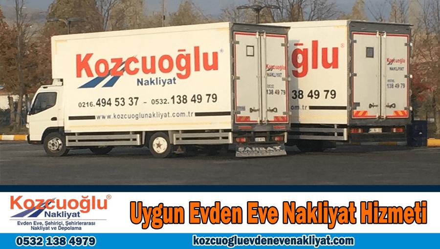 Uygun Nakliyat İstanbul uygun evden eve nakliyat firmaları arasında lider nakliye şirketi