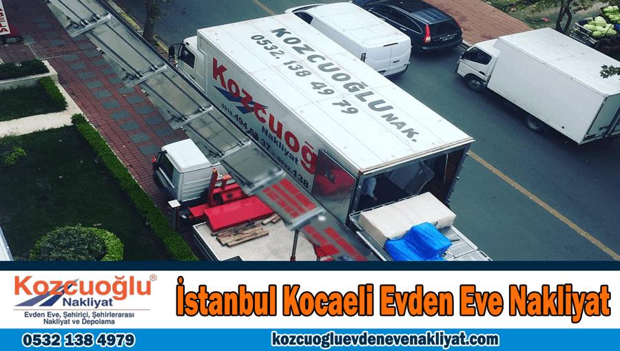 İstanbul Kocaeli evden eve nakliyat İstanbul Kocaeli Nakliyat şehirlerarası nakliye firması