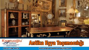 Antika eşya taşımacılığı İstanbul antika eşya taşıma firması