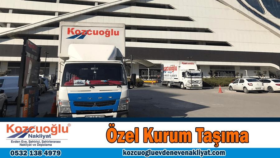 Özel kurum taşıma İstanbul özel kamu kurum taşıma firması