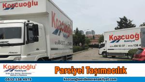 parsiyel taşımacılık İstanbul parsiyel eşya taşıma nakliye şirketi
