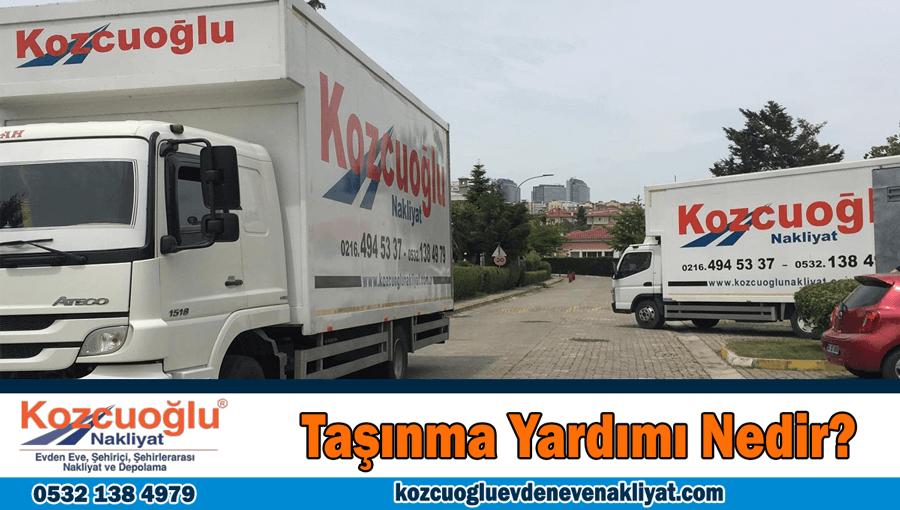 Taşınma yardımı nedir kimlere verilir İstanbul nakliye yardımı