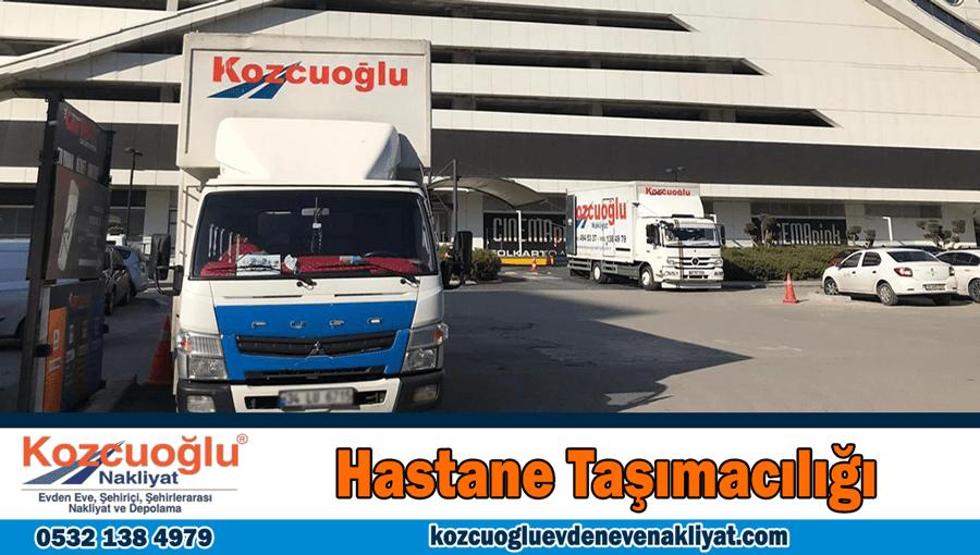 Hastane taşımacılığı İstanbul hastane taşıma şirketi