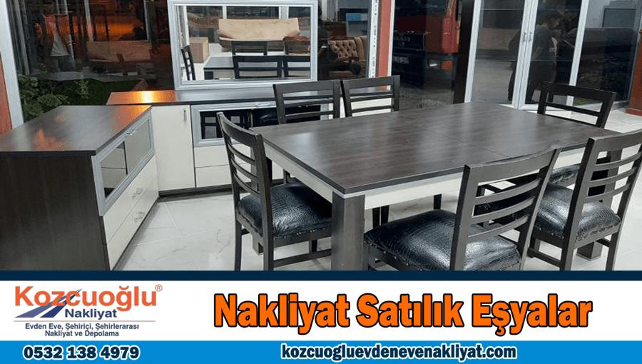 Satılık eşyalar İstanbul evden eve nakliyat satılık eşyalar Temiz ikinci el eşya satışı