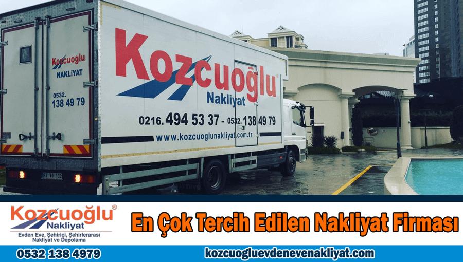 En çok tercih edilen nakliyat firması İstanbul en fazla tercih edilen nakliye şirketi