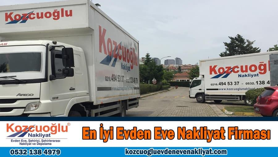 En iyi evden eve nakliyat firması İstanbul en iyi nakliyat firmaları