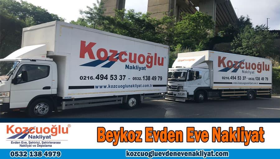 Beykoz evden eve nakliyat İstanbul beykoz nakliyat firması
